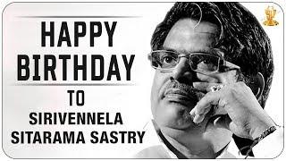 Sirivennela Seetharama Sastry Birthday Special Songs | Suresh Productions