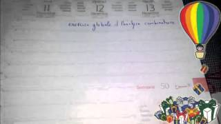 Episode 6 Probabilité exercice corrigé analyse combinatoire