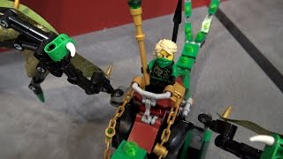 LEGO Ninjago 2016 sets | Masters of Spinjitzu | New York Toy Fair