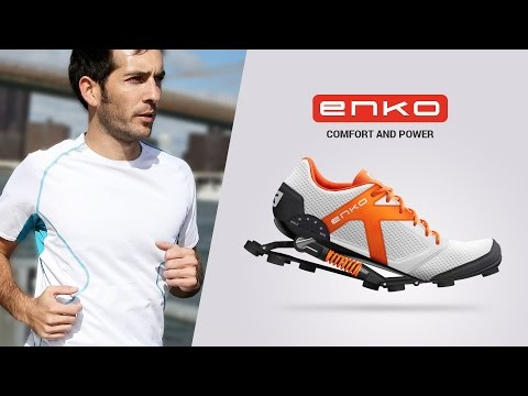 Enko Running Shoes - Comfort and Power - www.enko-running-shoes.com