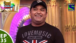 Comedy Circus Ke Ajoobe - Ep 35 - Kapil Sharma As Indian Contestant
