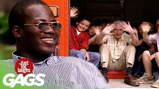 EPIC OLD MAN Pranks Young People