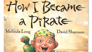 """How I Became A Pirate"" 