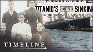Waking the Titanic (Titanic Documentary) | Timeline