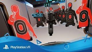 Lethal VR   Announcement Trailer   PlayStation VR