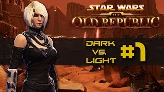 SWTOR: Dark vs Light Event - #1 (Sith Inquisitor)