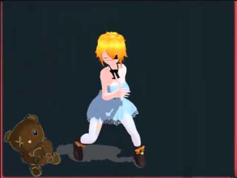 -Ian- Tokyo Teddy Bear Mmd