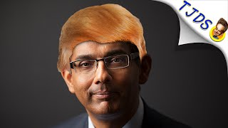 Dinesh D'Souza Goes Full Trump On Muslims
