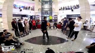 Novice Jam Vol. 1 Malacca | Top 3 - Rescal vs Dann