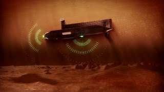 Spacecraft/Submarine Hybrid Could Explore Titan