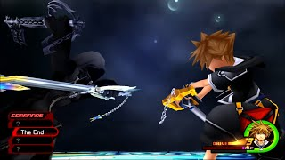 Kingdom Hearts 2.5 HD ReMIX - Sora vs. Roxas [1080p]