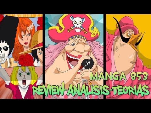 Xxx Mp4 Manga 853 One Piece Review Analisis Teorías ¿El Poder Del Tercer Ojo ¿Tamago Un Pollo Law 3gp Sex