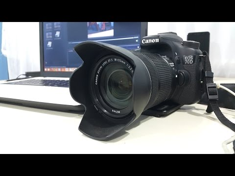 How to use your DSLR as a PC webcam