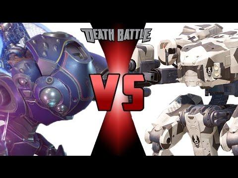 Deathmatch-Covenant Goblin vs UNSC Mantis