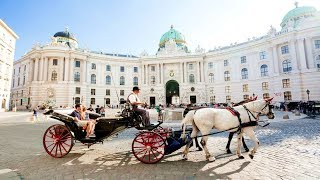 10 Most beautiful places in VIENNA [ HD ]
