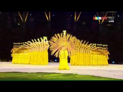 Dança da Deusa dos Mil Braços