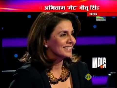 Xxx Mp4 Watch Ranbir Kapoor Neetu Singh At KBC With Big B 3gp Sex