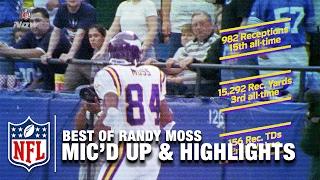 Best of Randy Moss Mic