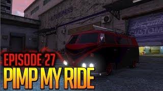 GTA V | Pimp my Ride | Episode 27 | 'Campervan it is!'