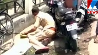 Drunkared police in Kanpur-video viral  | Manorama News