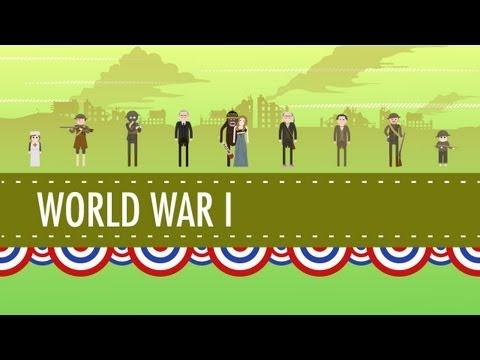 Xxx Mp4 America In World War I Crash Course US History 30 3gp Sex