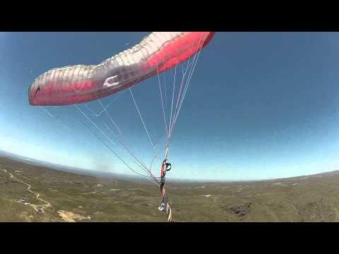 Emergencia Paracaidas Merlo San Luis
