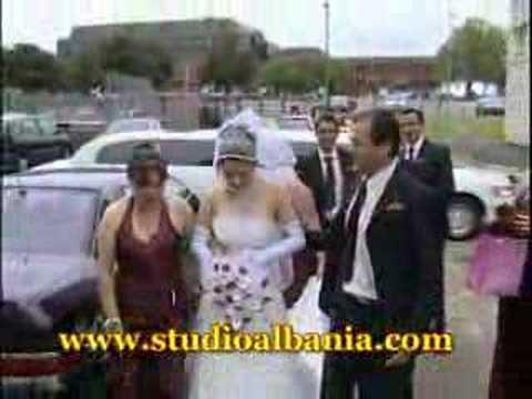 Dasma e Lulit me Marselen. dt .21 6 2008 Pjesa 2