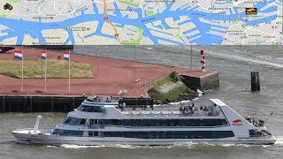 Spido Rotterdam uitgebreide havenrondvaart