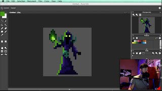 How To Pixel Art Tutorial Part 11: Character Design