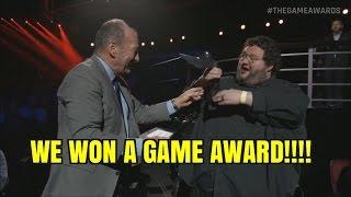 WE WON THE VIDEO GAME AWARD FOR TRENDING GAMER!!!