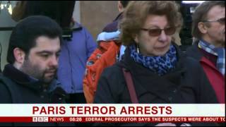 BBC News 08.30 Bulletin Titles & Stings (16 Jan 2015)