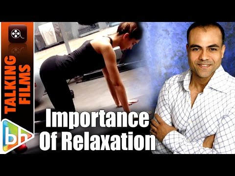 Xxx Mp4 Deepika S Trainer Farhan On Why Relaxation Is Important In Fitness 3gp Sex