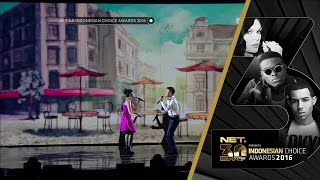 Yura Yunita ft Rizky Febian - Cinta & Rahasia | Album Of The Year | NET 3.0