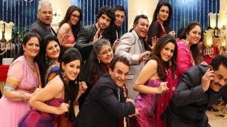 Top Bollywood Actors Get Together in Ramaiya Vastavaiya - Behind the Scene