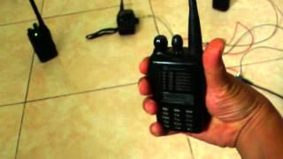 Repeater HT Dengan COR VOX -  [ Testing ]
