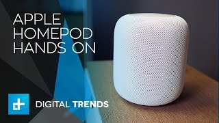 Apple HomePod - Hands On Review