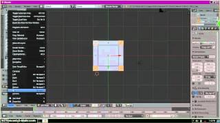 tutorial cara membuat kursi dengan aplikasi blender