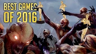 Best Games of 2016