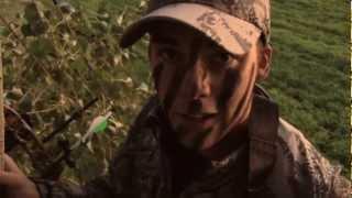 Stalking a Huge Buck - Heartland Bowhunter