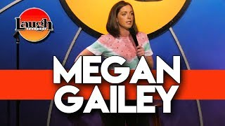 Megan Gailey vs a Fraternity | Stand-Up Comedy