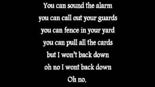 Eminem - Won't Back Down (Feat. Pink) Lyrics Video HQ.mp4
