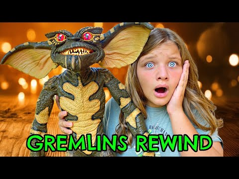 GREMLINS REWIND GREMLINS THE MOVIE ATTACK of THE VILLAINS