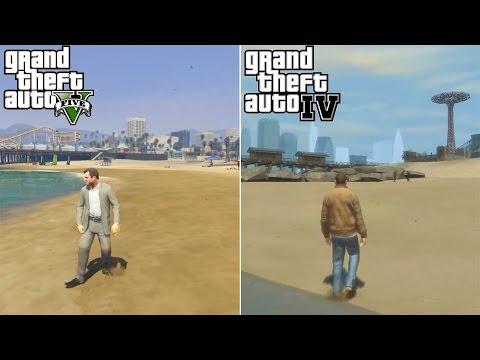 GTA 4 is better than GTA 5 10 THINGS GTA 4 DID BETTER THAN GTA 5