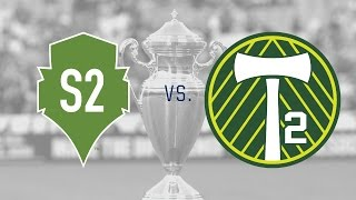 Lamar Hunt U.S. Open Cup: Seattle Sounders FC 2 vs. Portland Timbers 2: Highlights - May 27, 2015