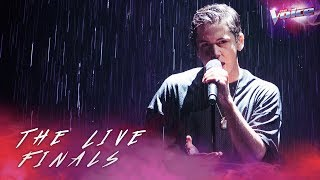 Aydan Calafiore sings Can't Feel My Face | The Voice Australia 2018