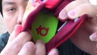 """Nike Zoom Kd v KD 5 """"Dmv"""" / """"DMV"""" Detail Shoe Review In Full HD By @Jspekz"""