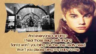 Justin bieber - All I Want For Christmas Is You (SuperFestive!) (Shazam V) lyrics