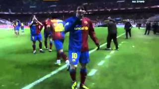 Messi is ... (The ultimate Messi tribute video)