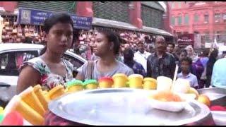 Indian Street Foods Kolkata | Awesome 'Kulfi' Ice Cream Of Kolkata, WB, India | Bengali Street Foods