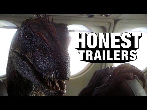 Xxx Mp4 Honest Trailers Jurassic Park 3 3gp Sex
